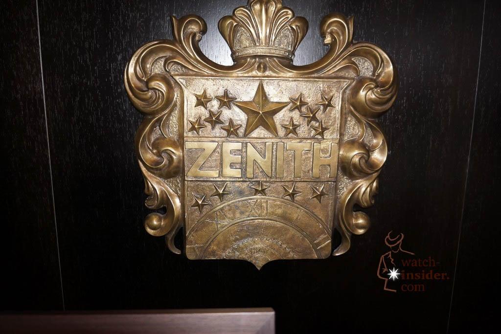 ... the Zenith Logo ...