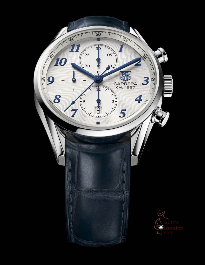 TAG Heuer_Carrera Heritage Calibre 1887 Chronograph