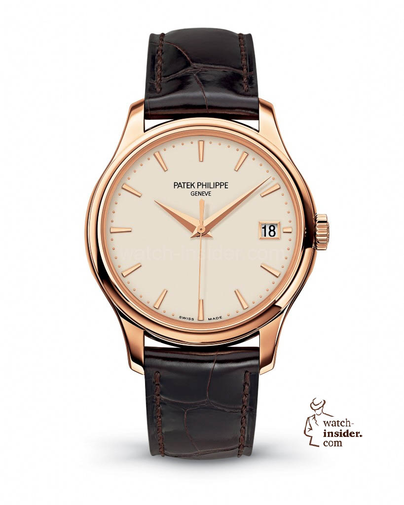The new Patek Philippe Calatrava Ref. 5227 presented at Baselworld 2013