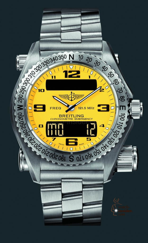 "The ""old"" Breitling Emergency"