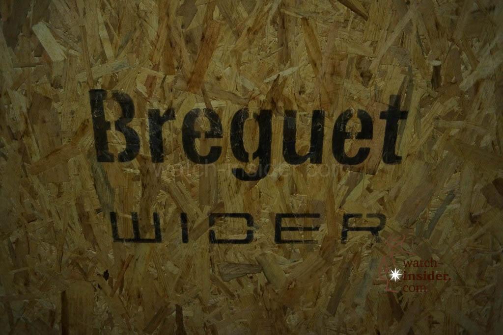 A case belonging to Breguet