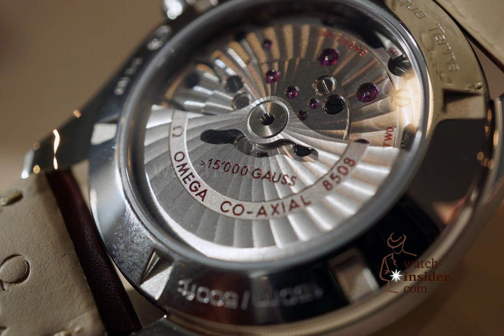 Omega Seamaster Aqua Terra > 15`000 Gauss