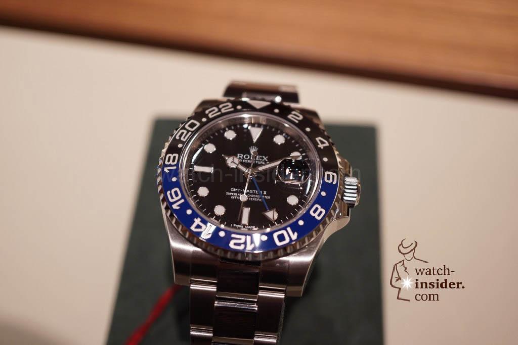 Baselworld 2013 Rolex novelties