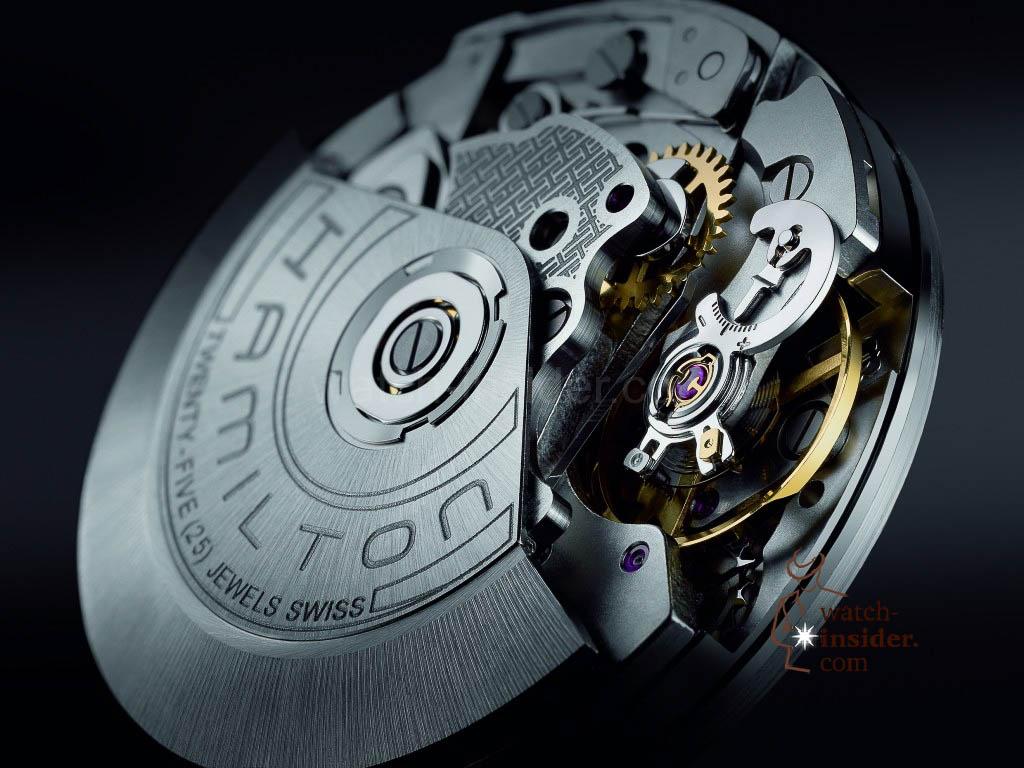 Hamilton H31 Automatic Chronograph