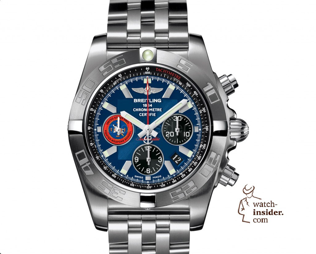 Breitling United States Navy Fighter Weapons School