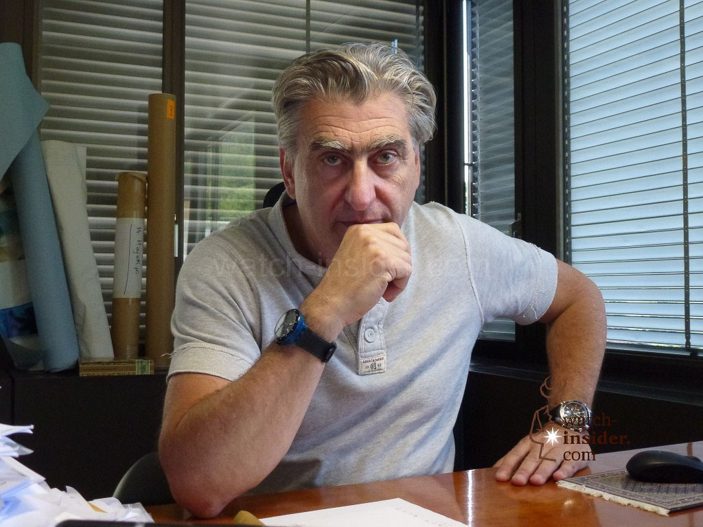 Nick Hayek, CEO Swatch Group