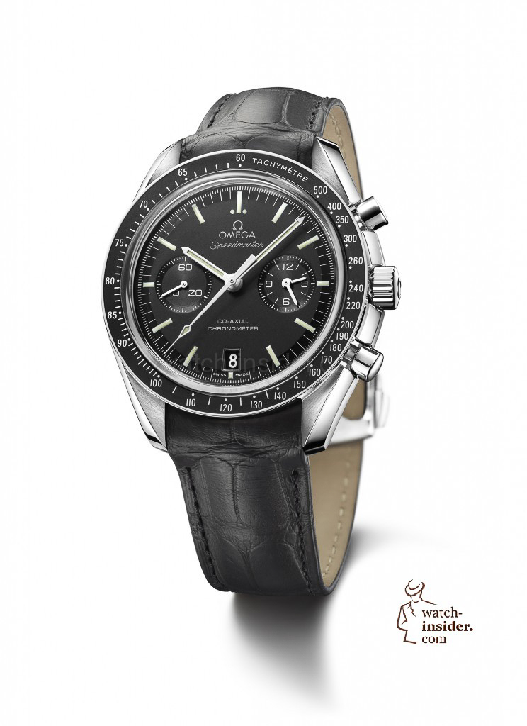 Omega_Speedmaster Co-Axial Chronograph
