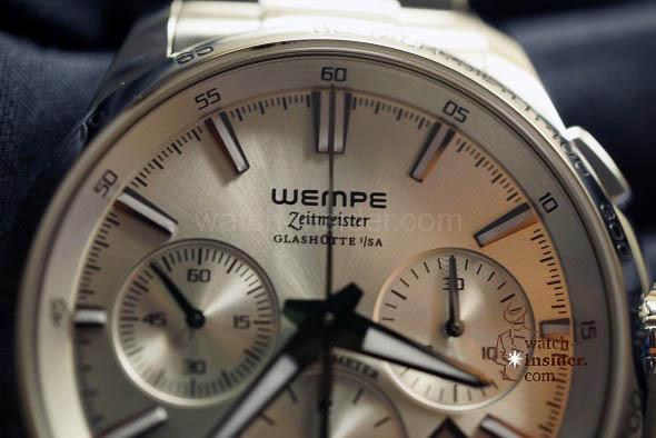 12_WEMPE Zeitmeister Men´s Sport Chronograph