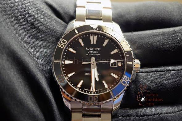 13_WEMPE Zeitmeister Men´s Automatic Diver´s Watch