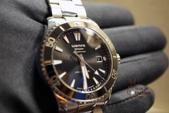 14_WEMPE Zeitmeister Men´s Automatic Diver´s Watch