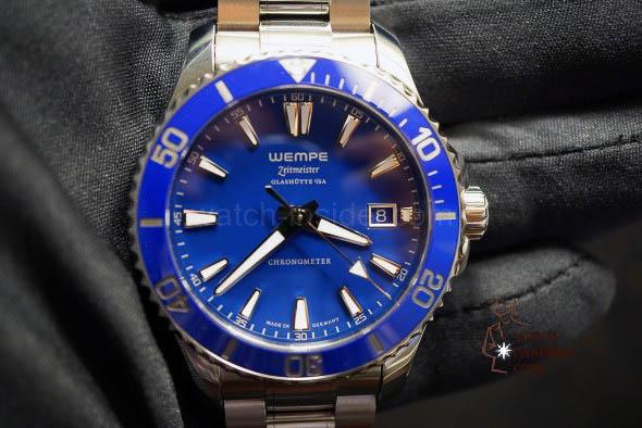 15_WEMPE Zeitmeister Men´s Automatic Diver´s Watch