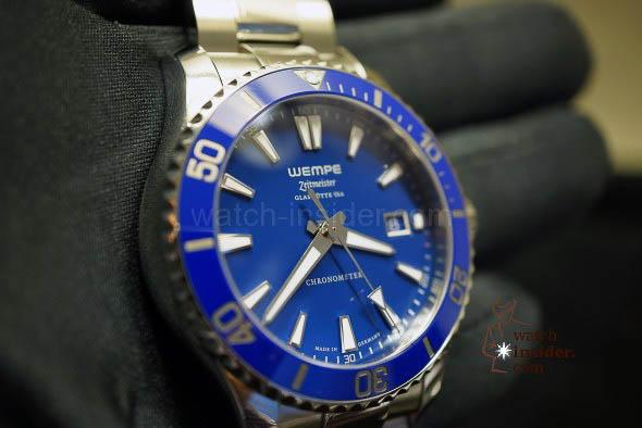 16_WEMPE Zeitmeister Men´s Automatic Diver´s Watch