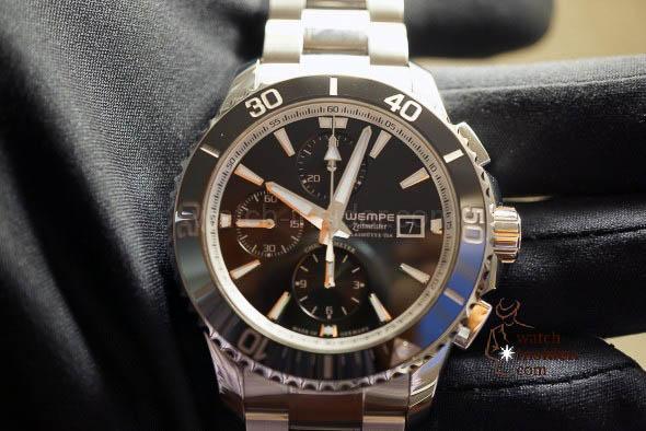 19_WEMPE Zeitmeister Men´s Diver´s Chronograph