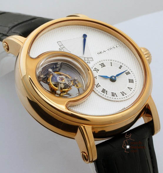 SEA-GULL WingTourbillon