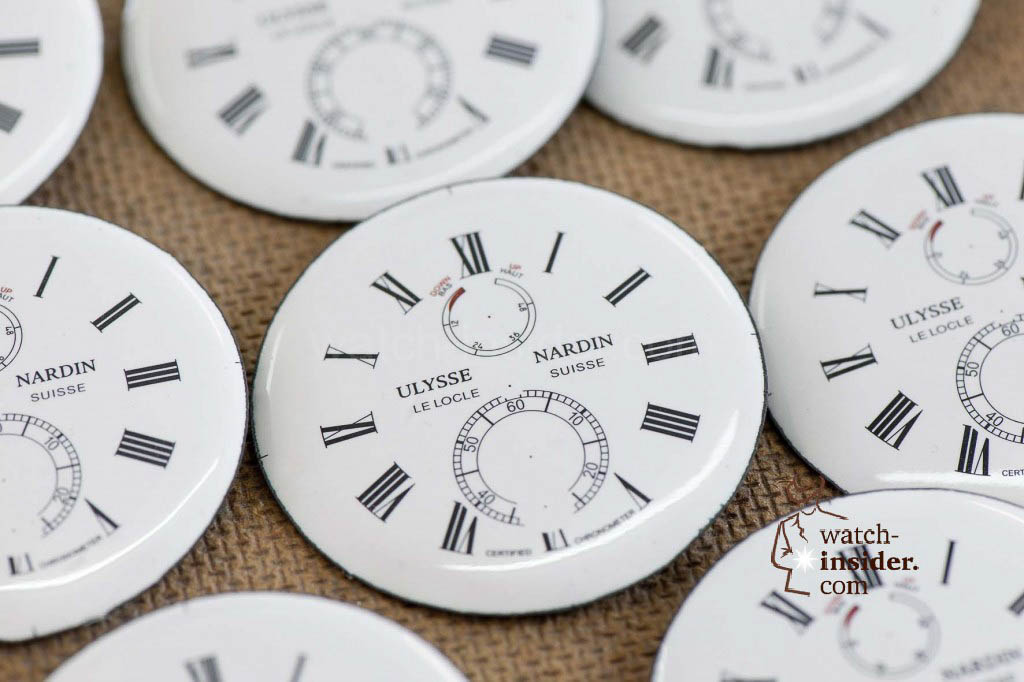 Dials for machining