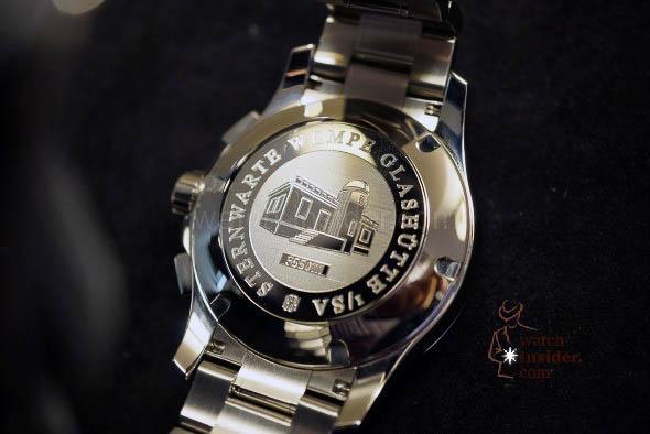 23_WEMPE Zeitmeister Men´s Diver´s Chronograph