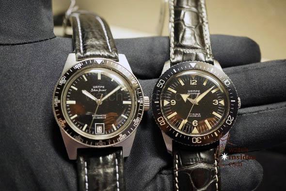 32_WEMPE_Skin Diver_Vintage + WEMPE_Swimproof_Vintage