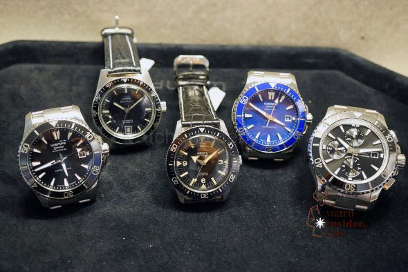 WEMPE Sports watches old  + new
