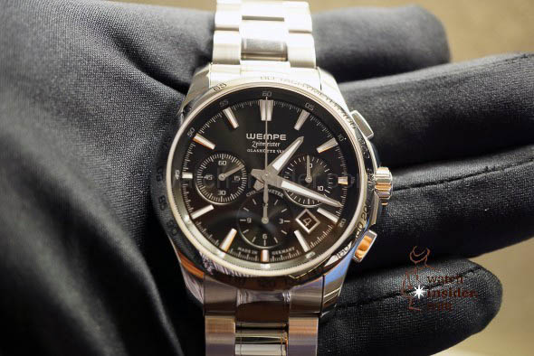 8_WEMPE Zeitmeister Men´s Sport Chronograph