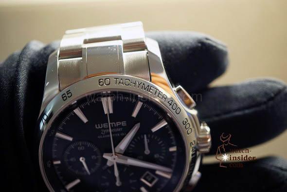 9_WEMPE Zeitmeister Men´s Sport Chronograph