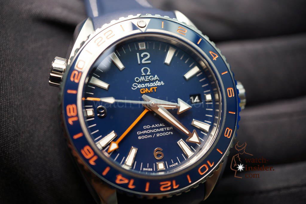 Omega Seamaster Planet Ocean 600M GoodPlanet