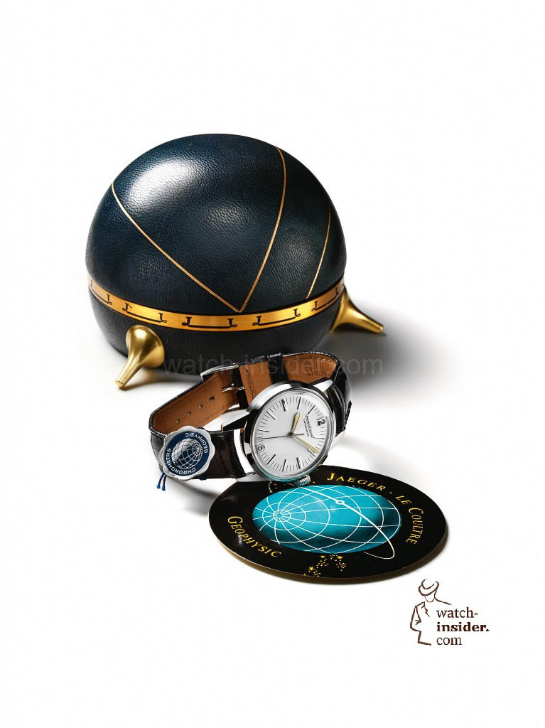 Jaeger-LeCoultre 1958 Chronomètre Geophysic