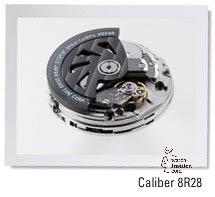 Seiko caliber 8R28