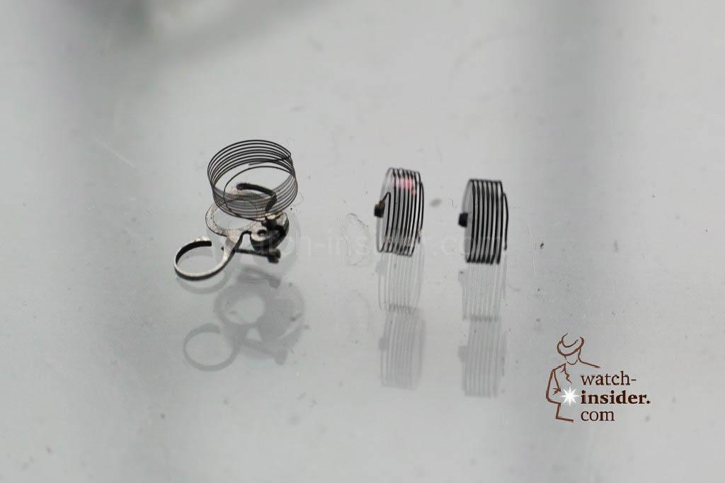 cylinder hairspring