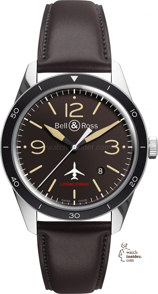 Bell & Ross - Vintage BR 123 Falcon - EUR 2.400
