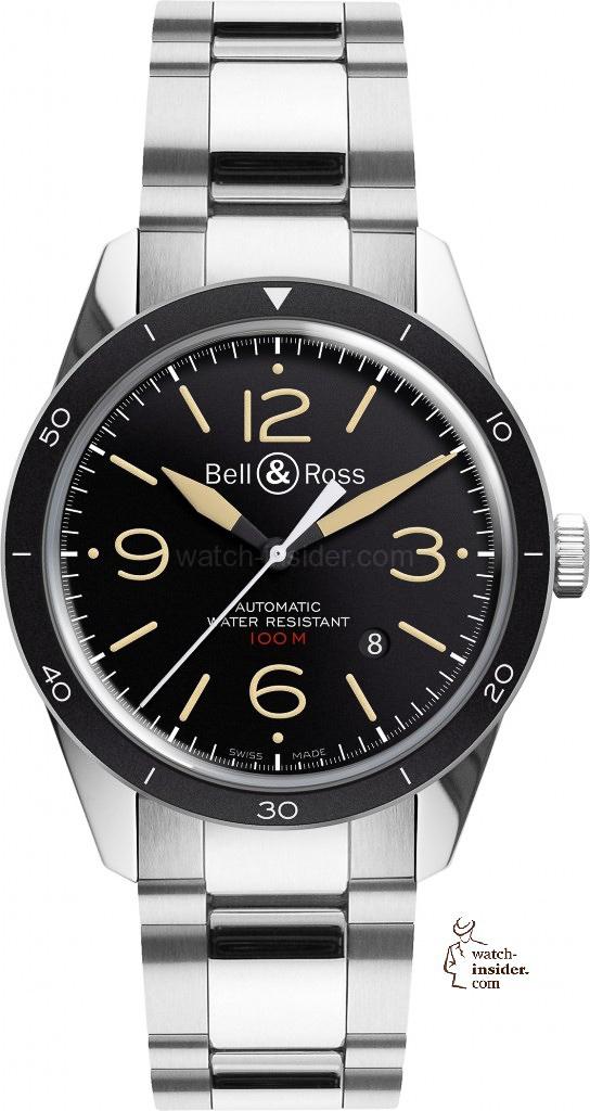 Bell & Ross - Vintage BR 123 Sport Heritage Steel_EUR 2.200