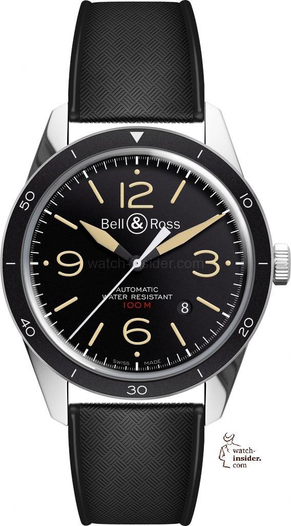 Bell & Ross - Vintage BR 123 Sport Heritage_EUR 2.200