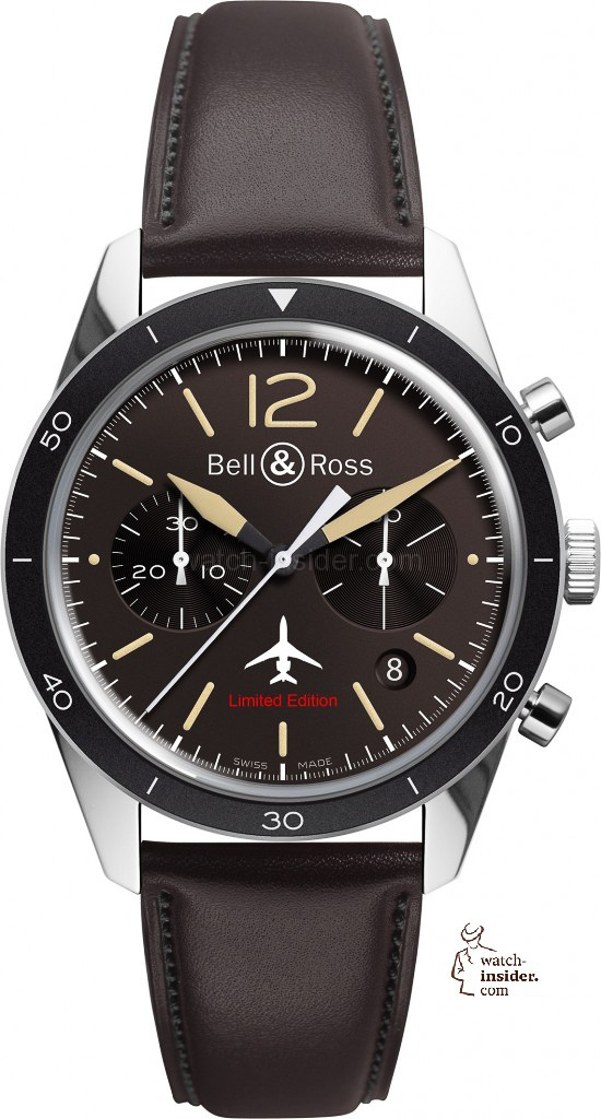 Bell & Ross - Vintage BR 126 Falcon - EUR 3.400