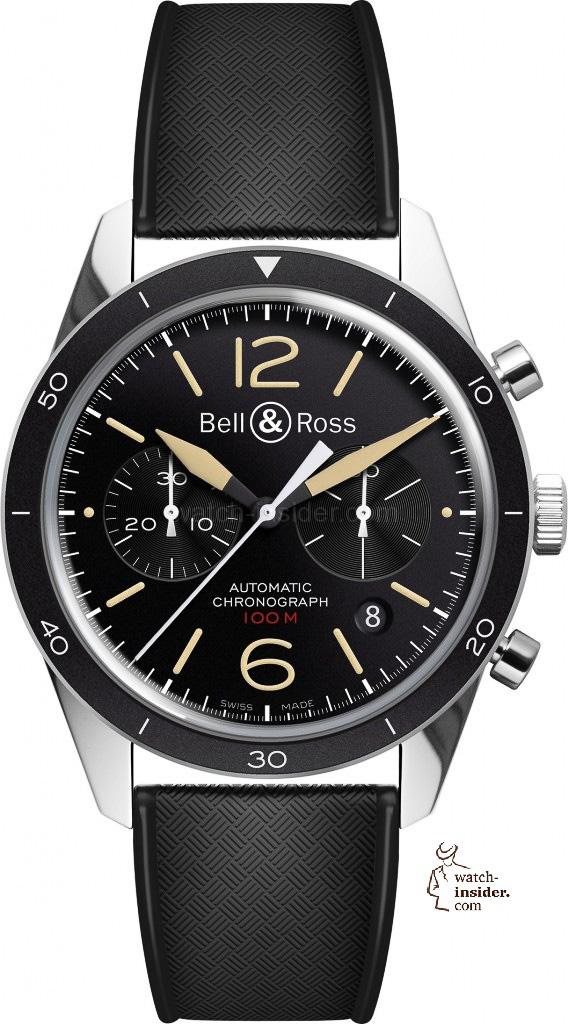Bell & Ross - Vintage BR 126 Sport Heritage_EUR 3.200