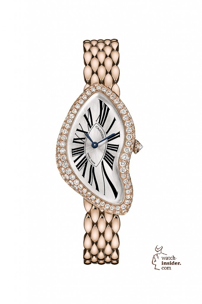 Cartier Crash Woman Watch