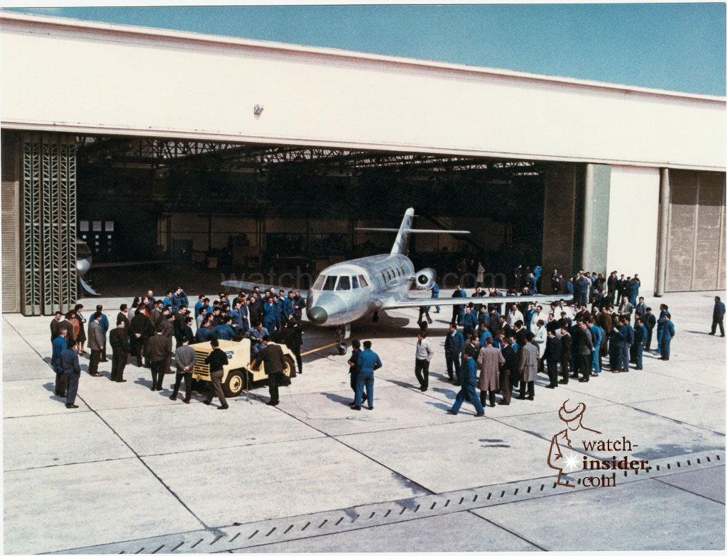 The Dassault Falcon B