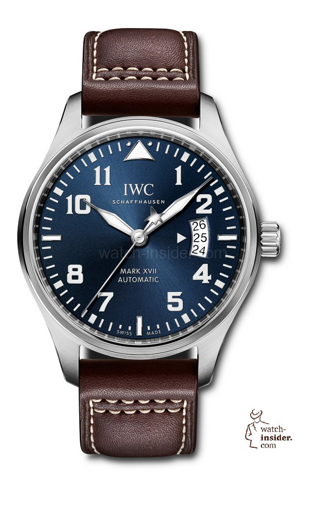 With the Pilot's Watch Mark XVII Edition ''Le Petit Prince'' (Ref. IW326506), IWC Schaffhausen celebrates the 70th birthday of the popular novella ''The Little Prince'' written by Antoine de Saint-Exupery. This limited to 1,000 pieces special edition is the Swiss watch manufacturer's way of honouring one of the best-selling books in the history of literature.
