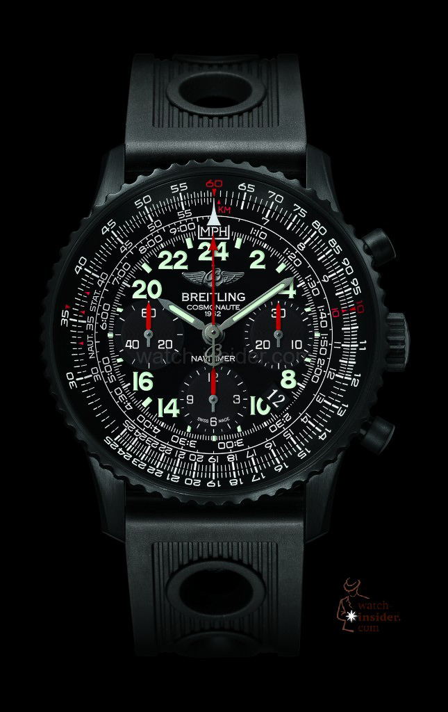 Cool or not cool? The new Breitling Navitimer Cosmonaute ...