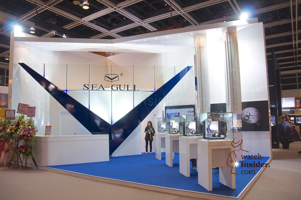 seagull booth