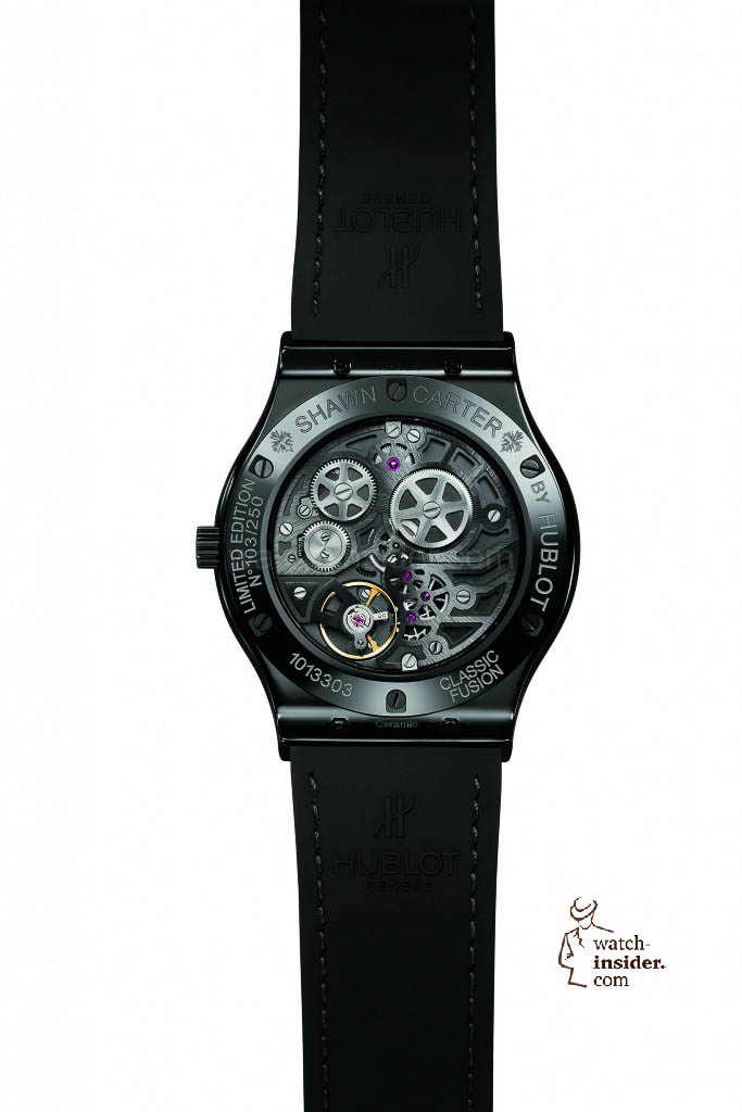 The Shawn Carter by Hublot 45 mm timepiece