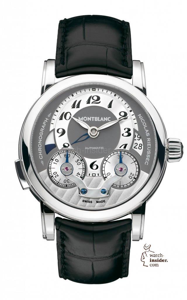 Montblanc Rieussec Chronograph