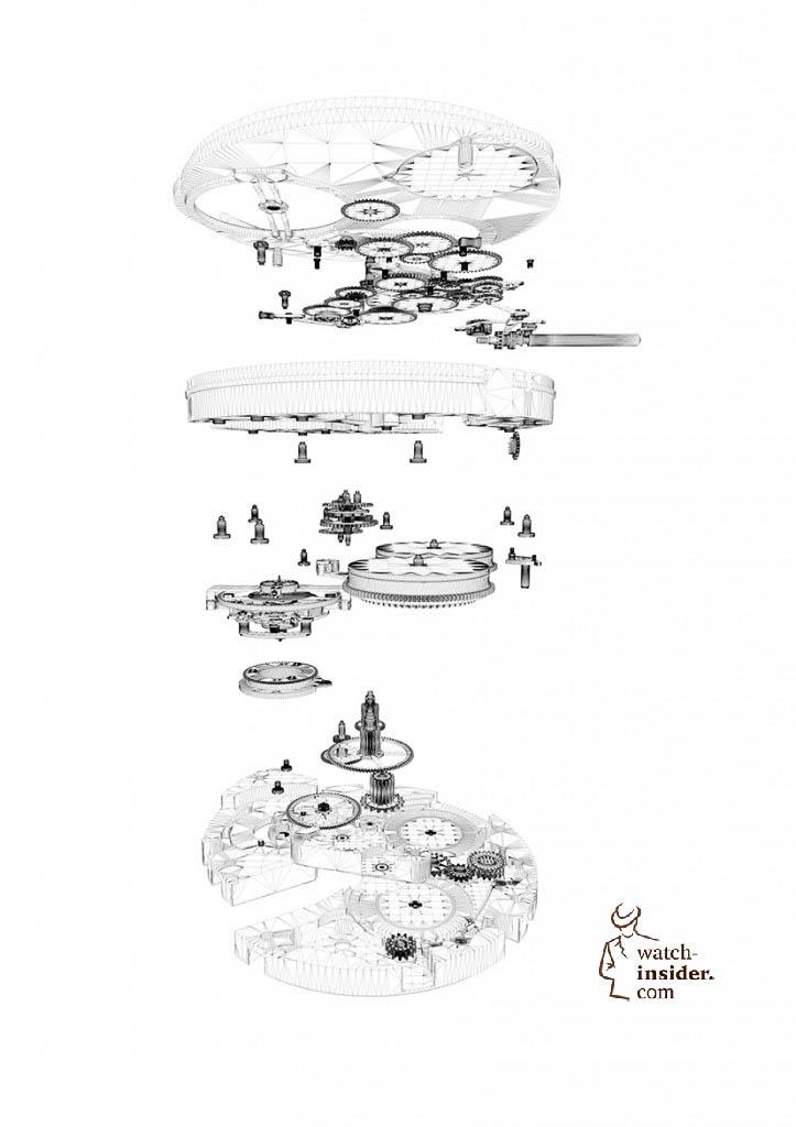 IWC Ingenieur Constant-Force Tourbillon. IWC Constant-Force Mechanism