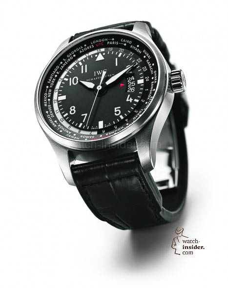 IWC Pilots Watch Worldtimer
