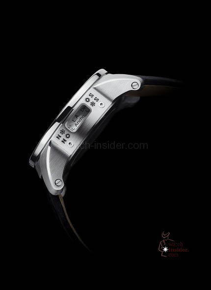 Cartier CALIBRE de CARTIER MULTIPLE TIME ZONE WATCH