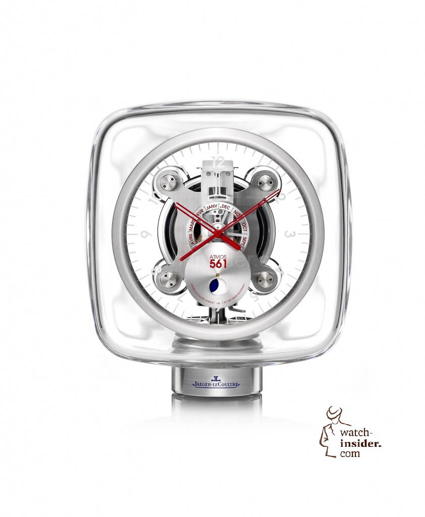 """JAEGER-LECOULTRE """"ATMOS 561 BY MARC NEWSON"""""""
