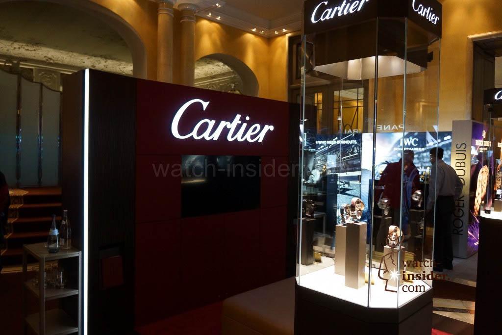 Munichtime 2013: Cartier