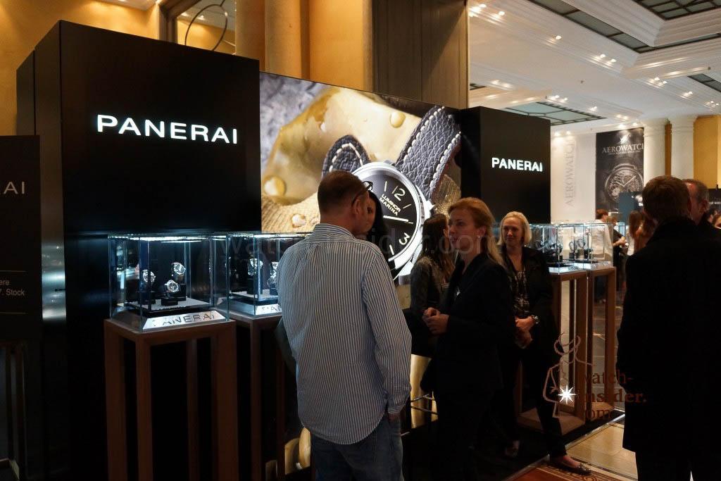 Munichtime 2013: Panerai