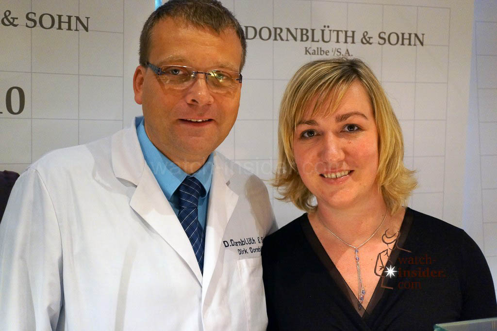Dirk and Anja Dornblüth