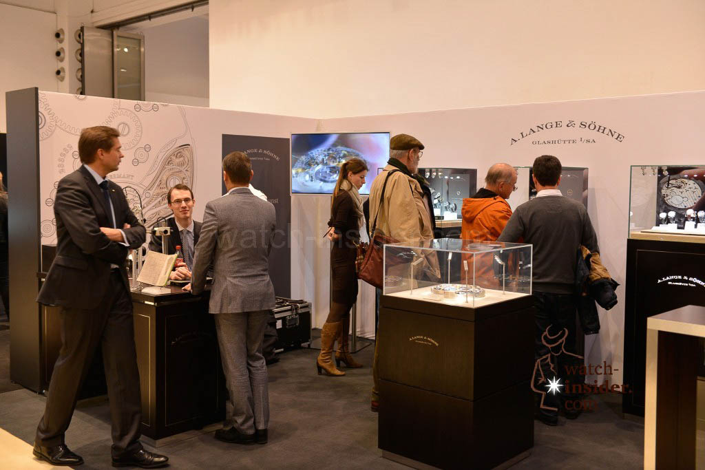 Impressions from Viennatime: A. Lange & Söhne
