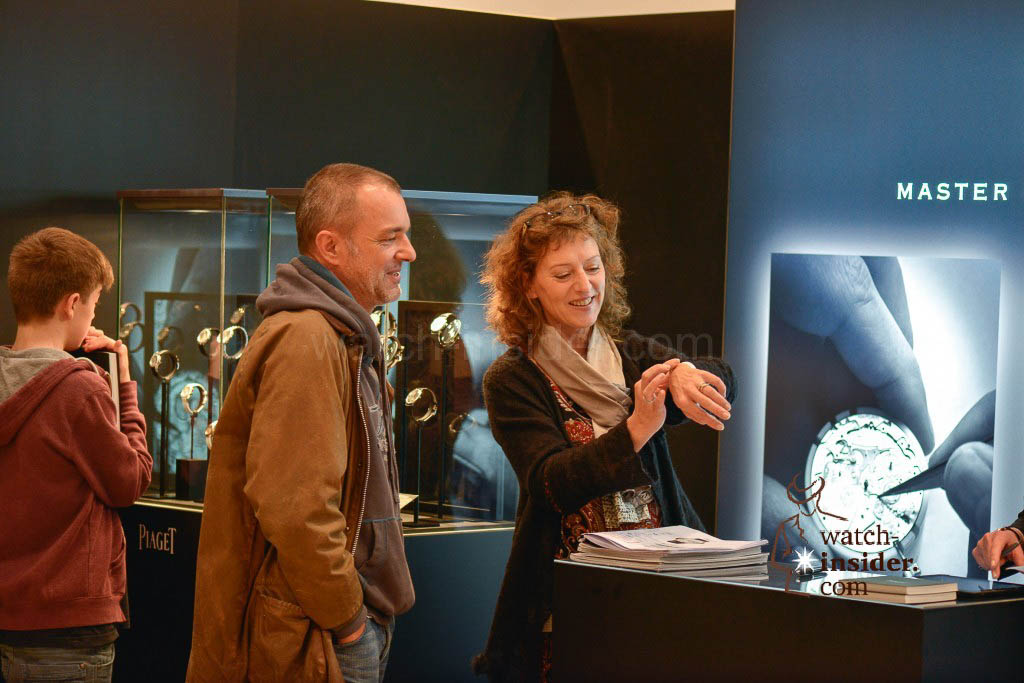 Impressions from Viennatime: Piaget