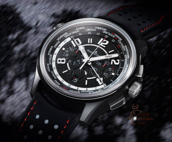 Jaeger-LeCoultre AMVOX5 World_Chronograph Cermet
